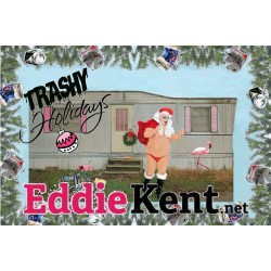 Nina Hagen leopard and stars towel