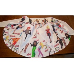 Stevie Nicks rock ballerina magnet
