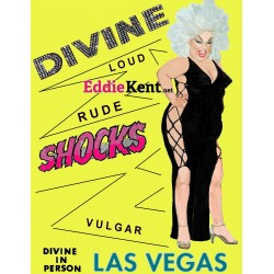 Tom Jones 60's Style magnet